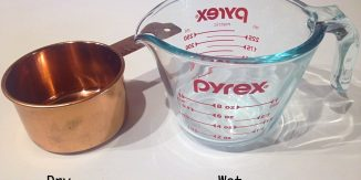 How to Use Measuring Cups
