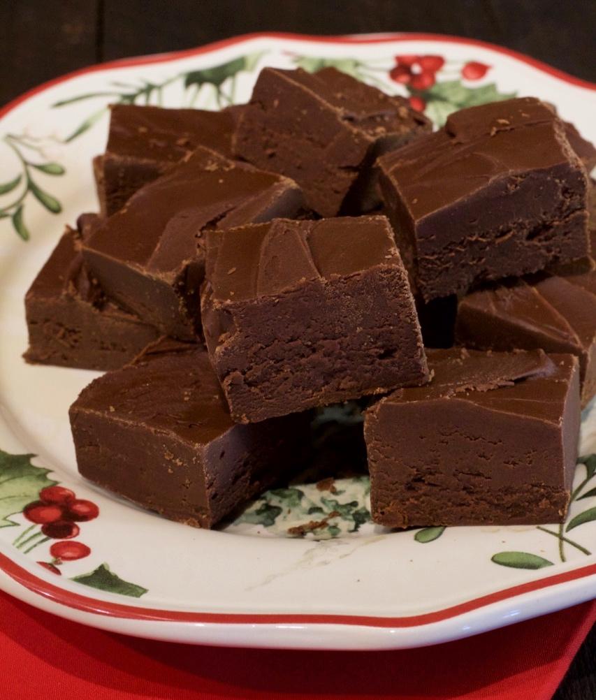Unsweetened Chocolate Recipes Fudge