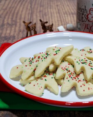 Thin and Chewy Sugar Cookies