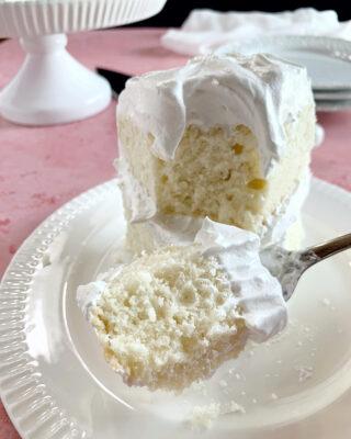 Favorite White Cake